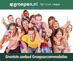 bijzondere groepsaccommodaties banner